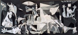 Pablo Picasso's Guernica